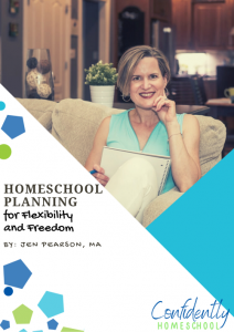 Guide to Homeschool Planning for Flexibility and Freedom