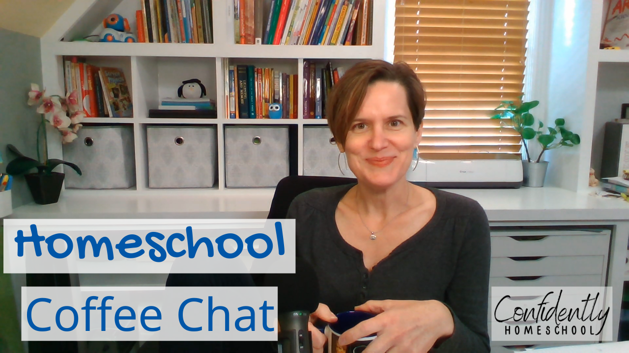 Homeschool Coffee Chat with Jen Pearson