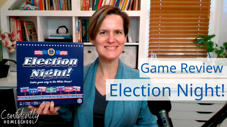 Election Night Game Review by Jen Pearson